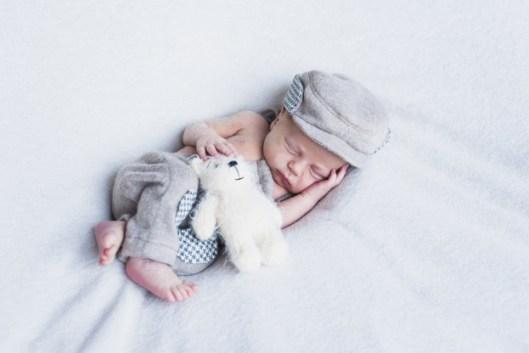 foto de recém nascido
