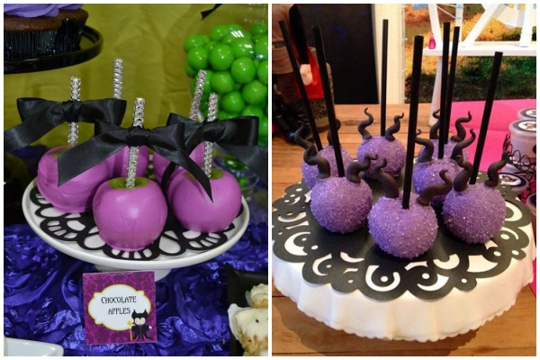 festa Malévola doces