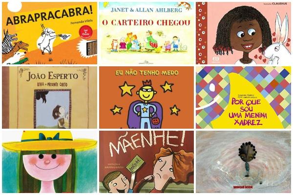 melhores livros infantis 4 anos