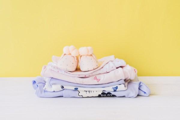 o que levar para maternidade para o bebê
