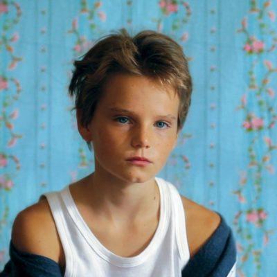 cena do filme Tomboy, que fala da sexualidade na adolescencia