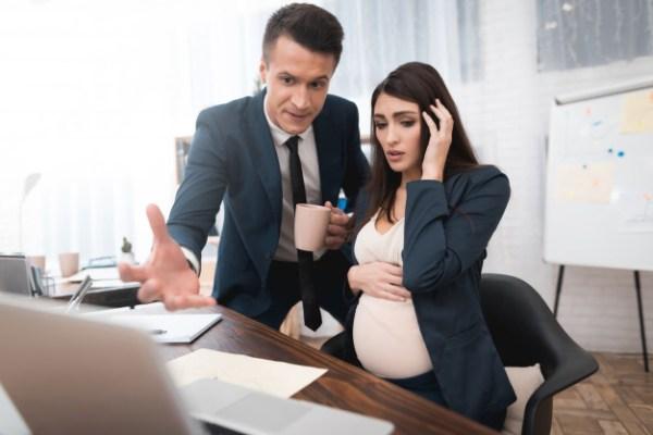 estresse na gravidez