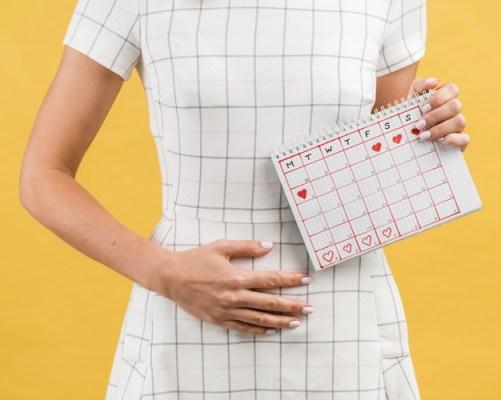 sintomas do período fértil