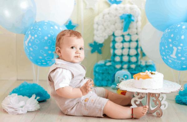 ensaio de bebê