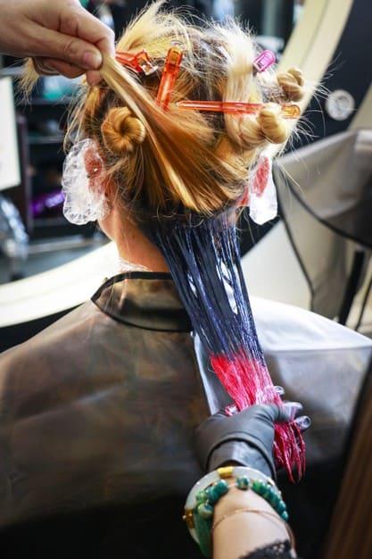 grávida pode pintar o cabelo
