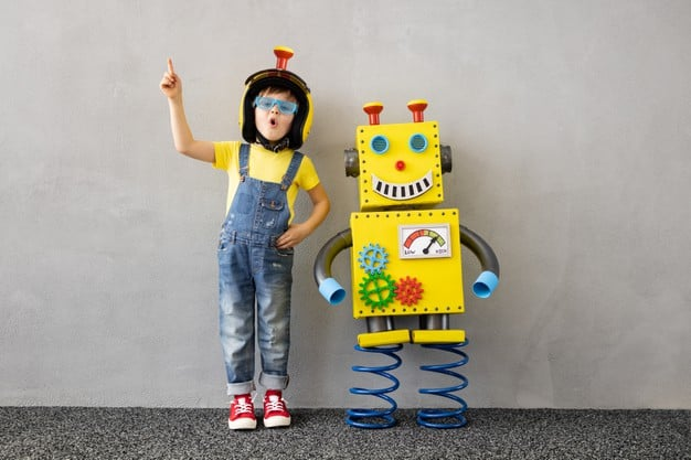 Como a inteligência artificial pode influenciar o futuro do seu filho