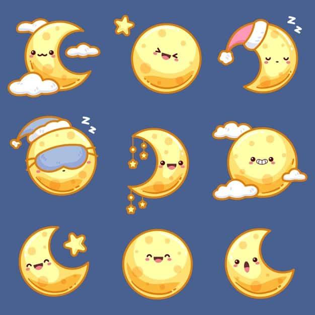 clima na lua