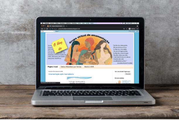 Top Blogs sobre amamentação do Brasil 2021