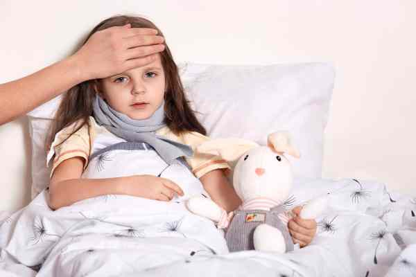 Meningite em crianças