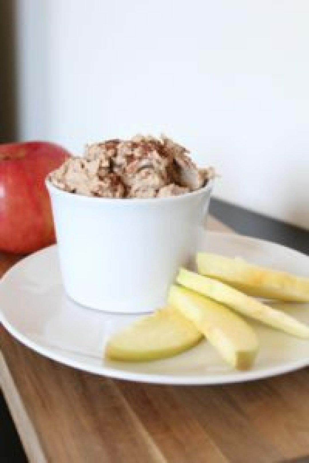 Peanut Butter Dip for Apples