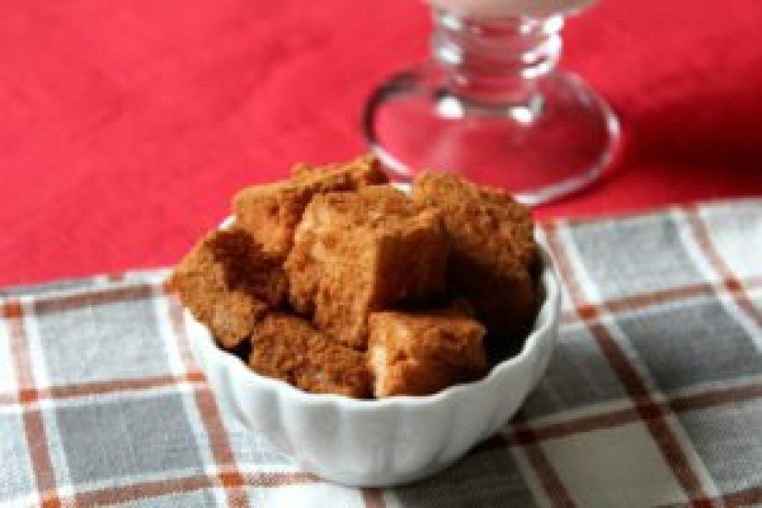 Gingerbread Dessert