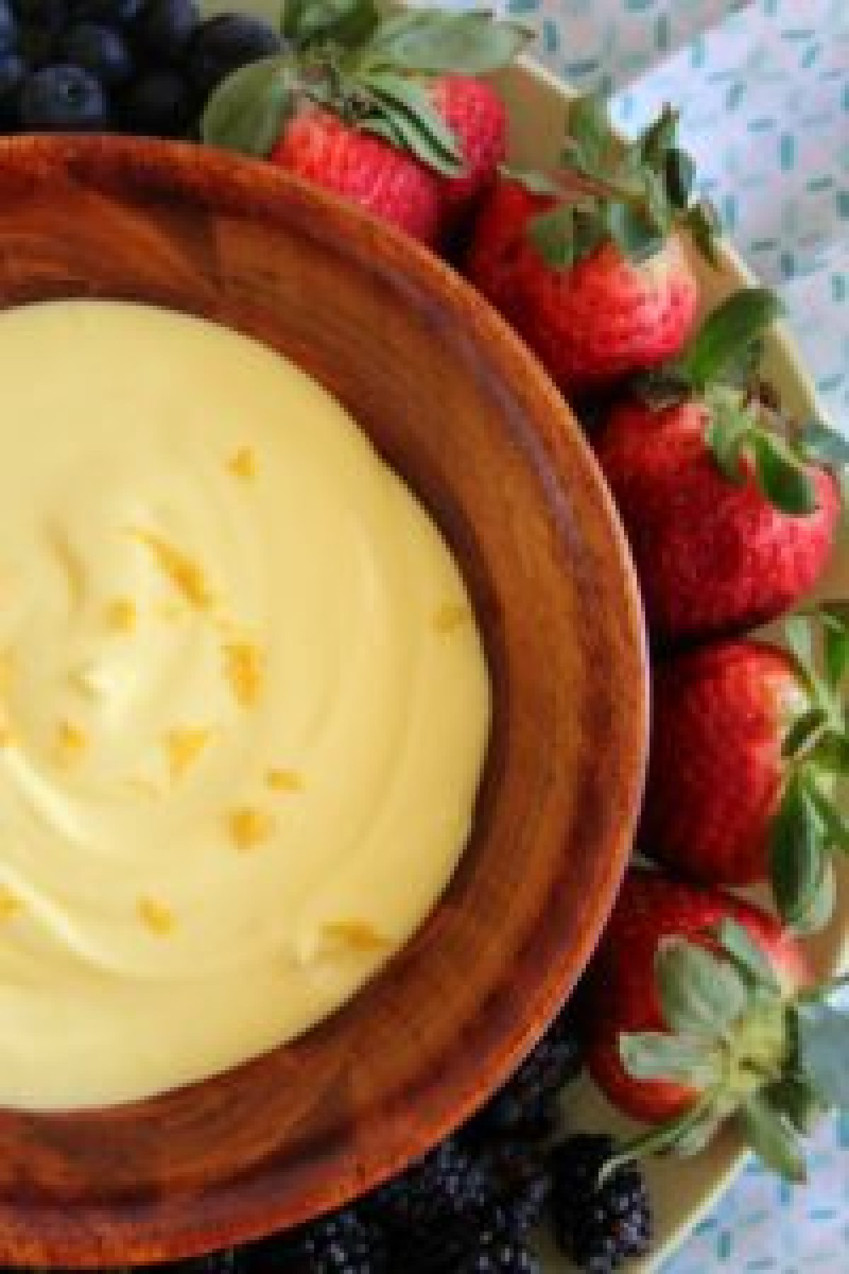Lemon Dessert Dip