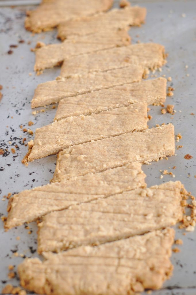 Swedish Nutmeg Slice Cookies Muskotsnittar Mildly Meandering