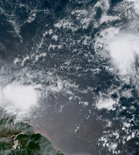 Harvey amenaza Seguridad Energética de la nación