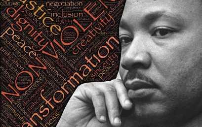 Martin Luther King – Inspirador
