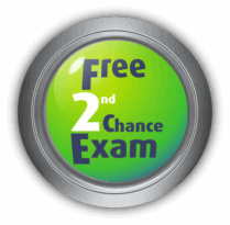 free 2nd chance exam