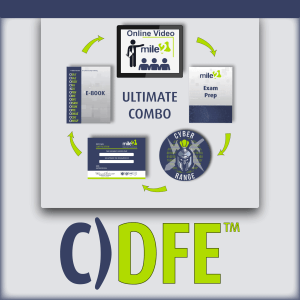 C)DFE Digital Forensics Examiner ultimate combo