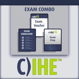 C)IHE Certified Incident Handling Engineer exam combo