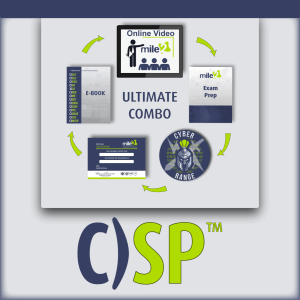 C)SP Certified Security Principles ultimate combo
