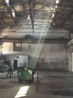 Dusty light