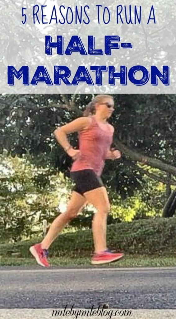 5 Reasons to Run a Half-Marathon