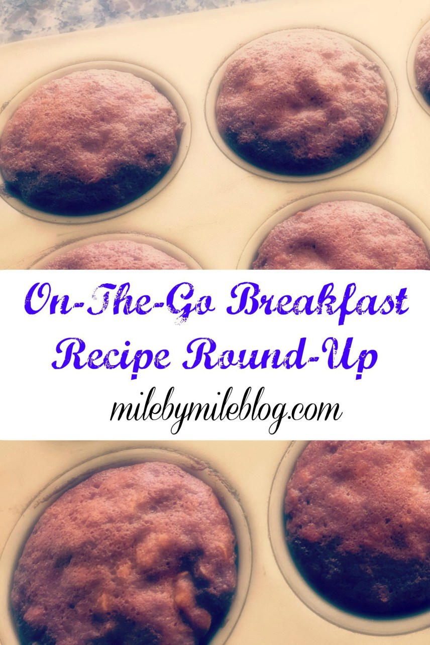 No time to cook breakfast in the morning? Here are 5 recipes you can make ahead of time to take with you on a busy morning! #breakfast #recipes