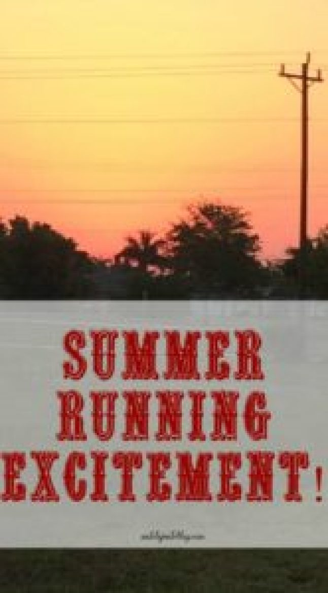 Who else is excited for summer running? The heat, the sweat, the humidity, runners love to complain about it! #running #summer