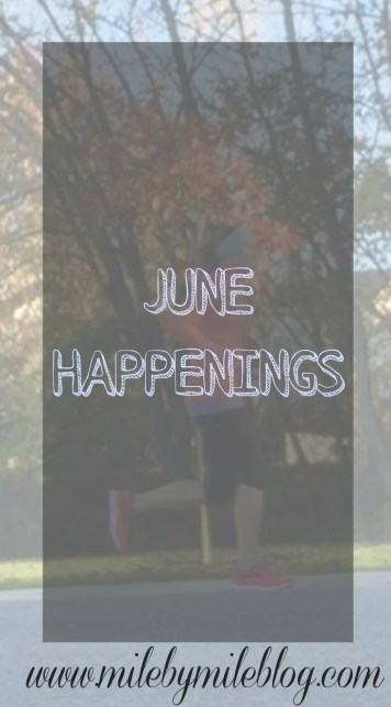 June Happenings
