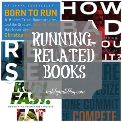 Running Related Books