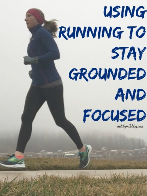 Some weeks you just need to run consistently to stay grounded and focused!