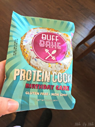 Stridebox Protein Cookie
