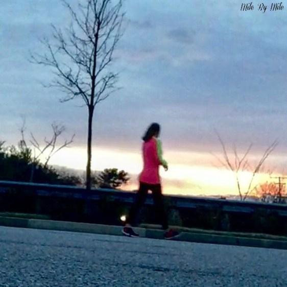 Tuesday run