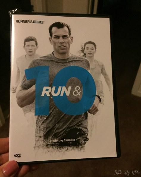 Run and 10 DVD