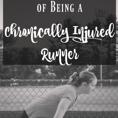 The Cognitive Dissonance of Being a Chronically Injured Runner