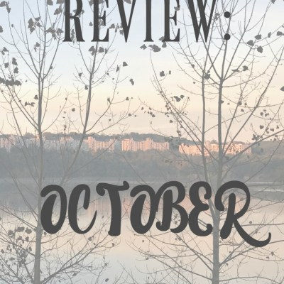 Month in Review: October 2017