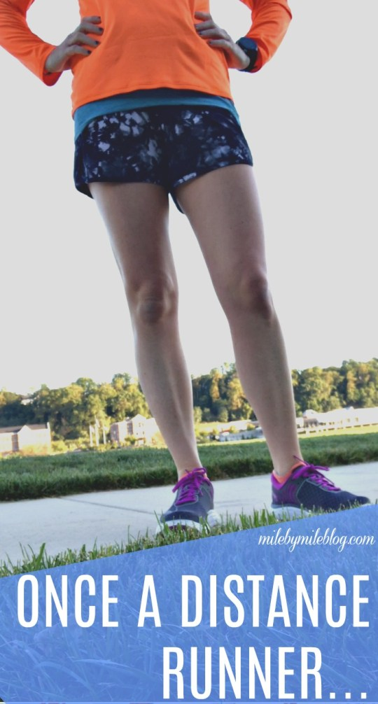 Once a distance runner, always a distance runner? Do you think that even after time off, distance running will always come naturally to you? In this post I talk about the mental part of returning from an injury and how after getting past the initial stage of adjusting to running, it al comes back to be pretty easily. Click post to read more!