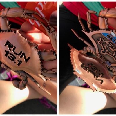 Baltimore Running Festival Half-Marathon 2017