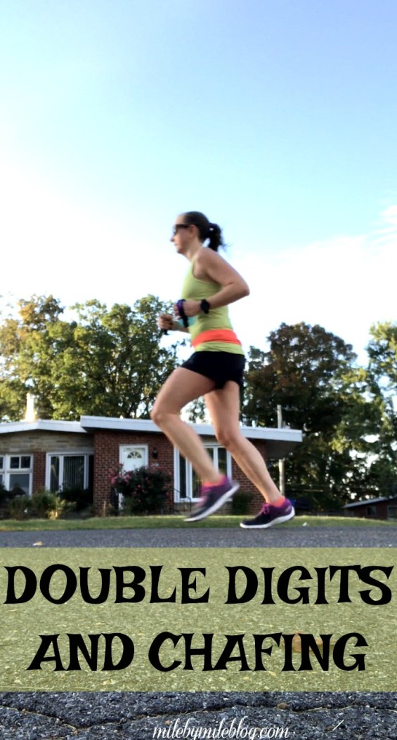 For the first time in 2017, I completed a double digit run. Unfortunately it was super humid and I ended up with lots of chafing! Otherwise, it was a great week of workouts. Click post to read more.