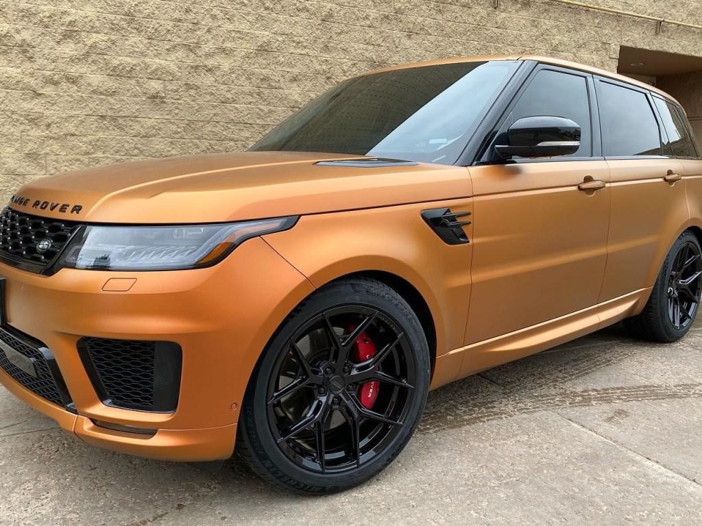 Range Rover Sport Wheels