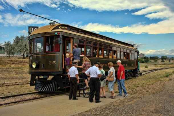 Ride Historic Trolley Car For Free in Lakewood - Mile High on the Cheap