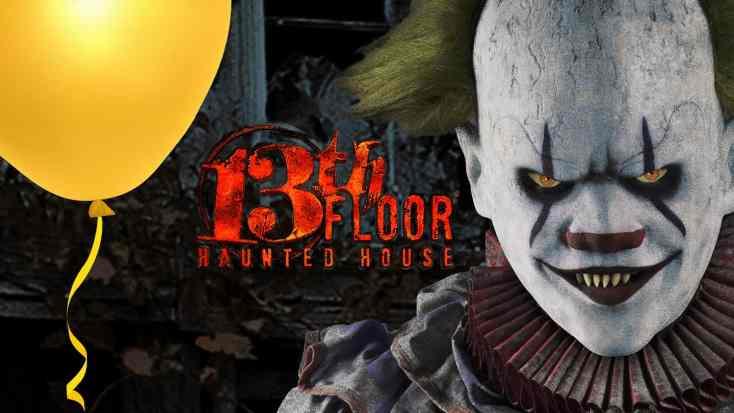 13th Floor Haunted House Denver