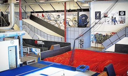 Two Hours of Airbag and Trampoline Time for One or Two or Birthday Party for 10 at Progresh (Up to 47% Off)