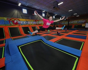 Ultimate Attractions Passes or Party at Urban Air Adventure Park - Westminster (Up to 49% Off)