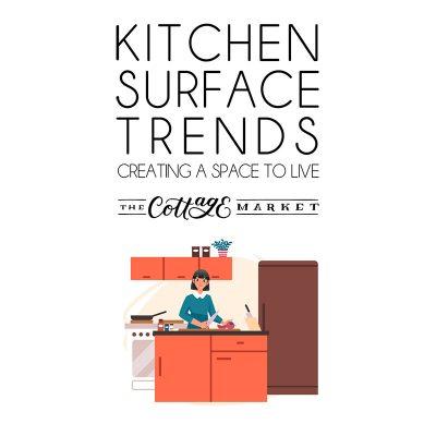 厨房表面趋势:创造生活空间