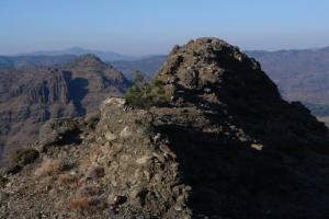 Terza vetta cresta est Val Gargassa anticima e Rocca Giana