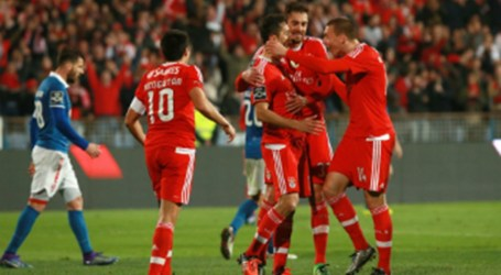 5ª jornada tem Sporting e Benfica à sexta-feira