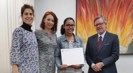 Português na York University Entrega de prémios  aos melhores alunos