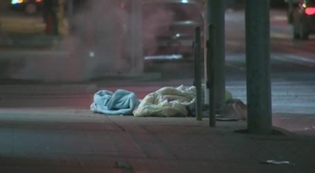 Cinco centros drop-in para os sem-abrigo irão operar 24/7 neste inverno