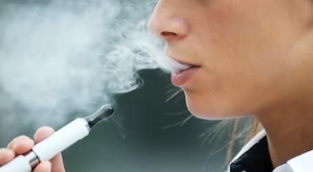 Estudo: Uso de cigarros eletrónicos por adolescentes ligados ao tabagismo posterior