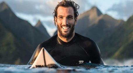 Frederico Morais eleito o melhor surfista europeu